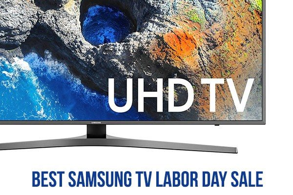 Samsung Labor Day 4K TV Sales