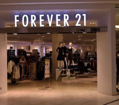 Forever 21 Labor Day Sales