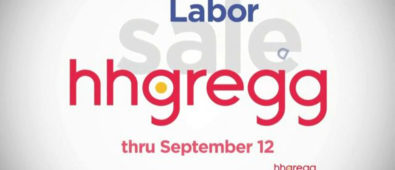 HH Gregg Labor Day Sales 2018