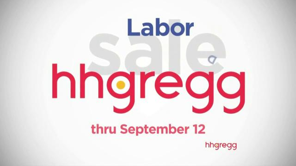 HH Gregg Labor Day Sales 2018 - Save Up To 35% on Appliances & Electronics!