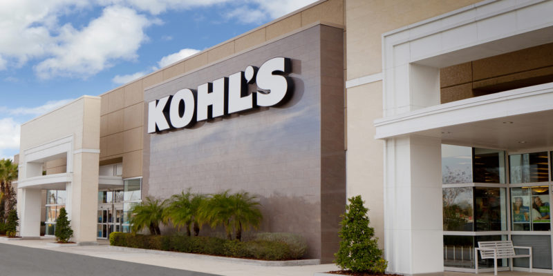 Kohl Labor Day Sales