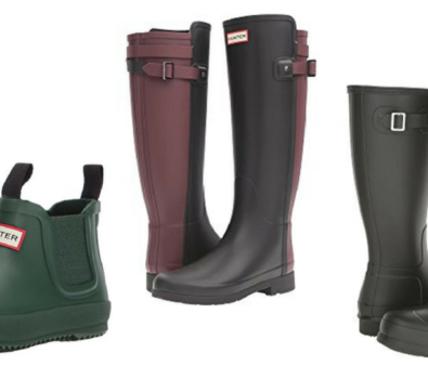 Labor Day Hunter Boots Sales