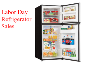 Labor Day Refrigerator Sales