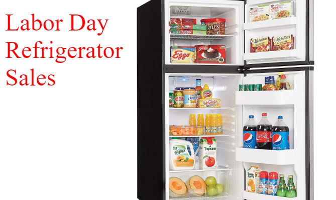 Black Friday Refrigerator Sales