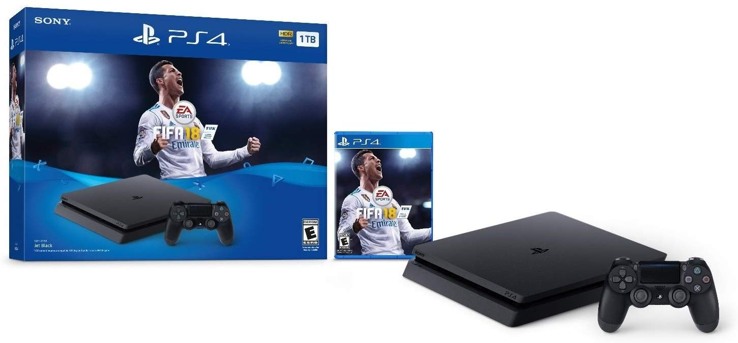 25 Best PS4 Slim and PS4 Pro Black Friday 2021 & Cyber Monday Deals