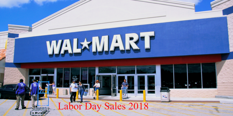 Walmart Labor Day Sales 2019 - Upto 50% OFF TVs, Appliances