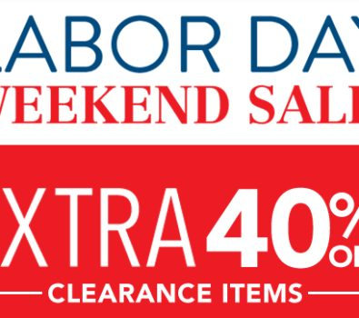 Labor Day Shoes Sales